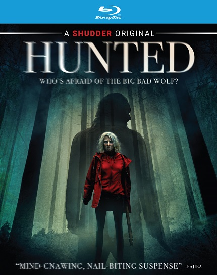 HUNTED Blu-ray Giveaway: Win a Copy of Vincent Paronnaud's Horror Flick