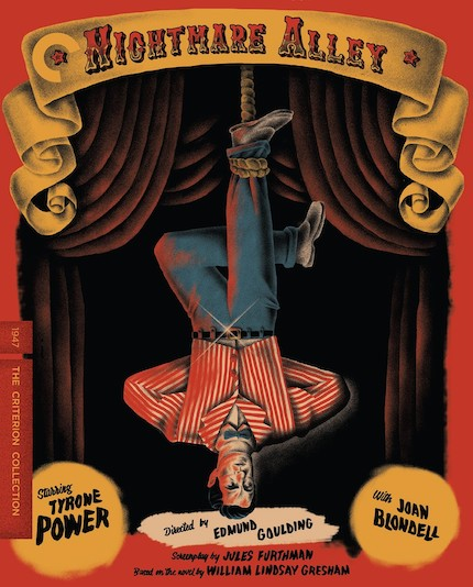 Blu-ray Review: Criterion's Superb NIGHTMARE ALLEY