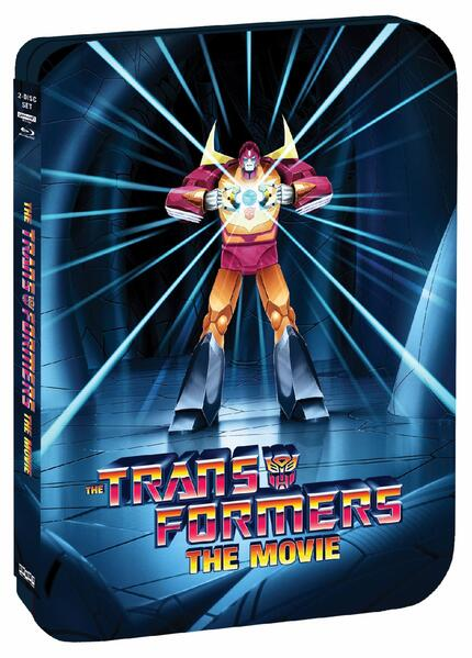 Coming This Summer: THE TRANSFORMERS: THE MOVIE Gets A 4K UHD Upgrade From Shout! Factory
