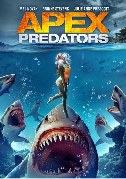 Trailer for Dustin Ferguson's thriller Apex Predators starring Brinke Stevens, Mel Novak, Dawna Lee Heising and Vida Ghaffari