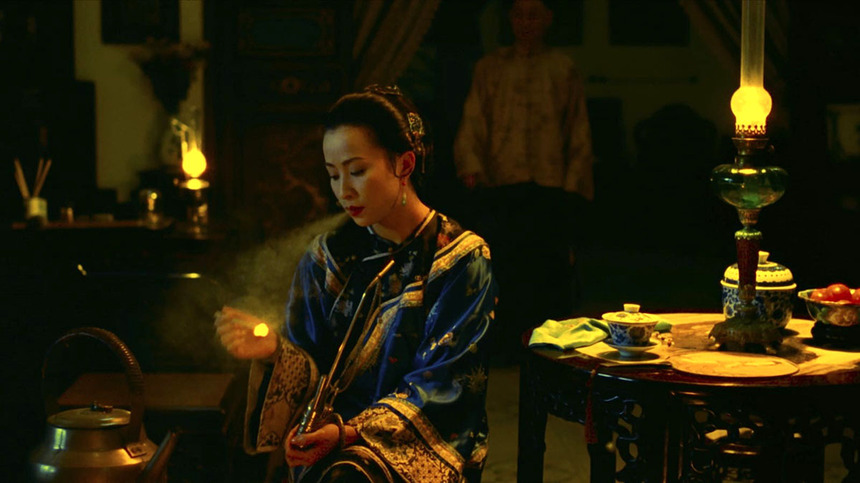 Blu-ray Review: FLOWERS OF SHANGHAI, An Opium-Fogged Reverie