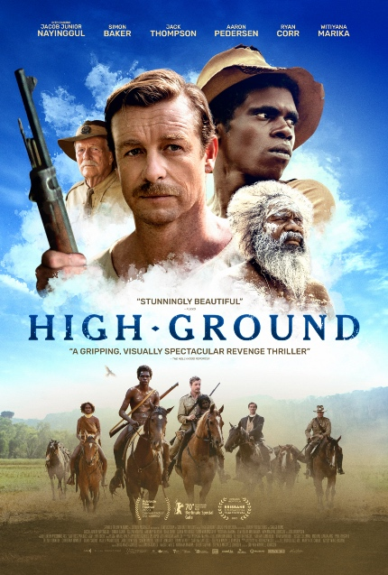 Review: HIGH GROUND, Shoot First, Regret Later