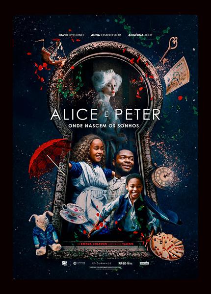 Trailer: COME AWAY Becomes ALICE E PETER: ONDE NASCEM OS SONHOS