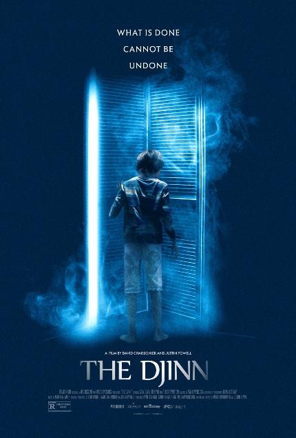 Reseña: THE DJINN, A Boy and His Genie