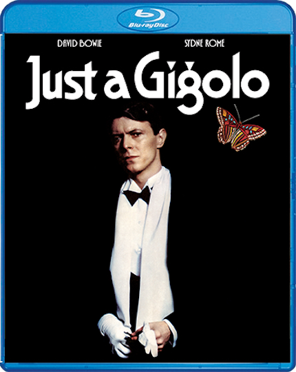 Blu-ray Review: The Flawed, Fascinating JUST A GIGOLO