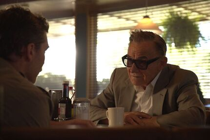 Review: LANSKY, Harvey Keitel Can't Elevate By-The-Numbers Material