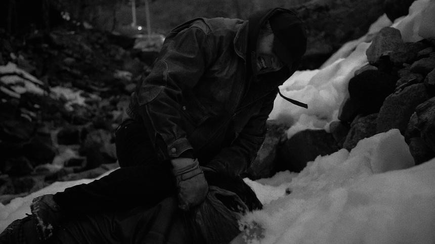 SNOWDEVIL: First Poster And Stills From Patricio Valladares' Next Short Film