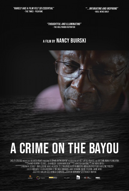 Review: A CRIME ON THE BAYOU, True and Disturbing