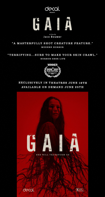 Review: GAIA, Not Quite Sinister, Definitely Not Friendly