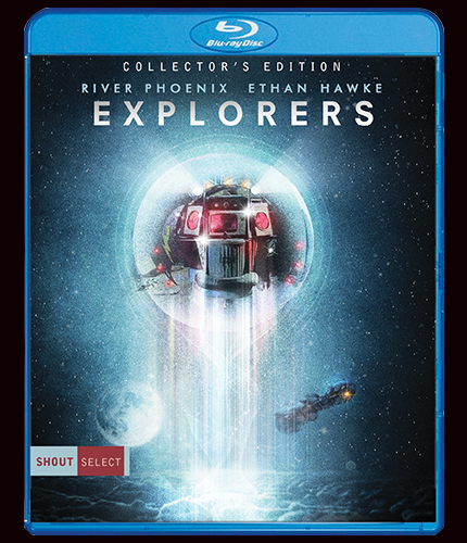 Blu-ray Review: EXPLORERS, Dreaming of a Better World