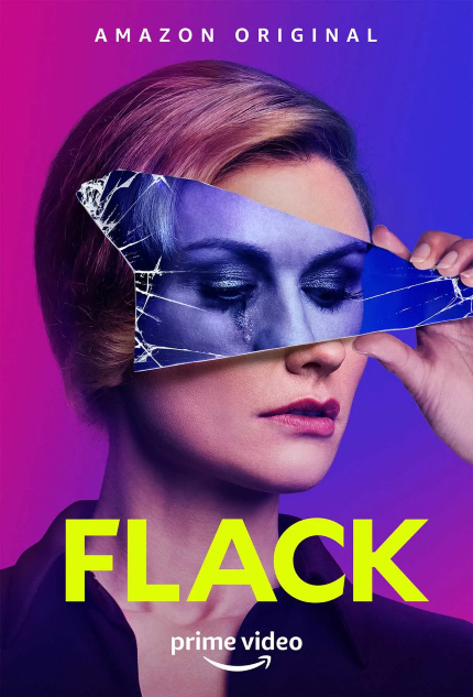 Now Streaming: FLACK, Anna Paquin Spirals in Celebrity Publicity