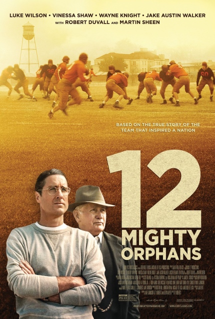Review: 12 MIGHTY ORPHANS, Fighting Discrimination, One Sport at a Time