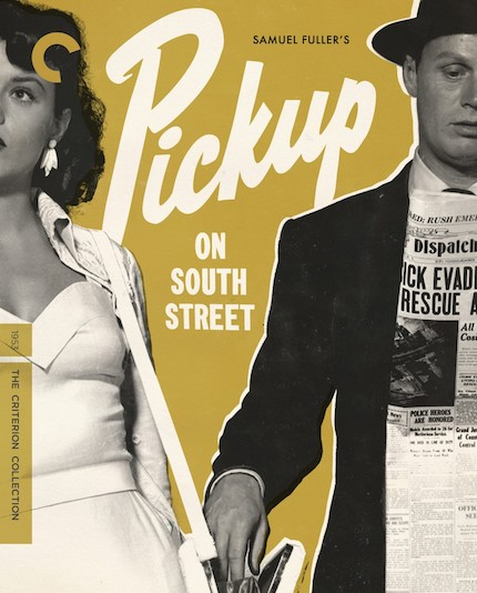 Blu-ray Review: Criterion's PICKUP ON SOUTH STREET Provokes