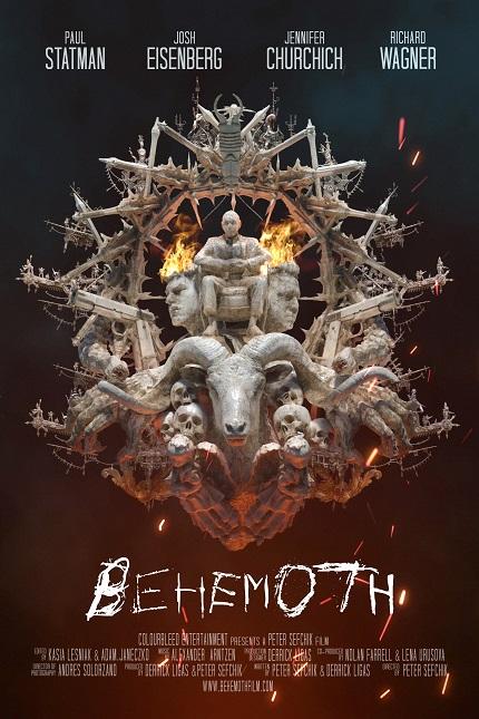 BEHEMOTH: Indie, FX Heavy Thriller Comes to Digital on August 27th