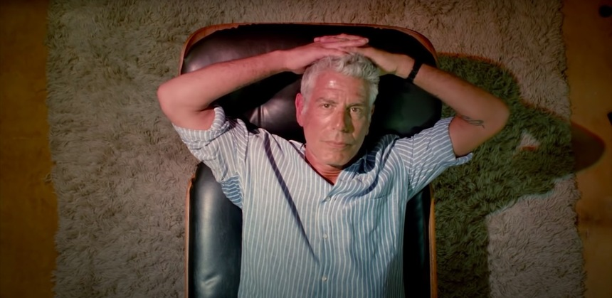 Review: ROADRUNNER: A FILM ABOUT ANTHONY BOURDAIN Looks for Answers