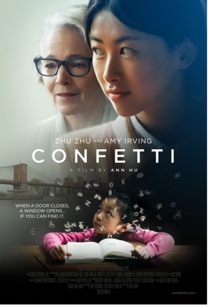 Review: CONFETTI, Mother Loves Daughter, Who Yearns to Learn