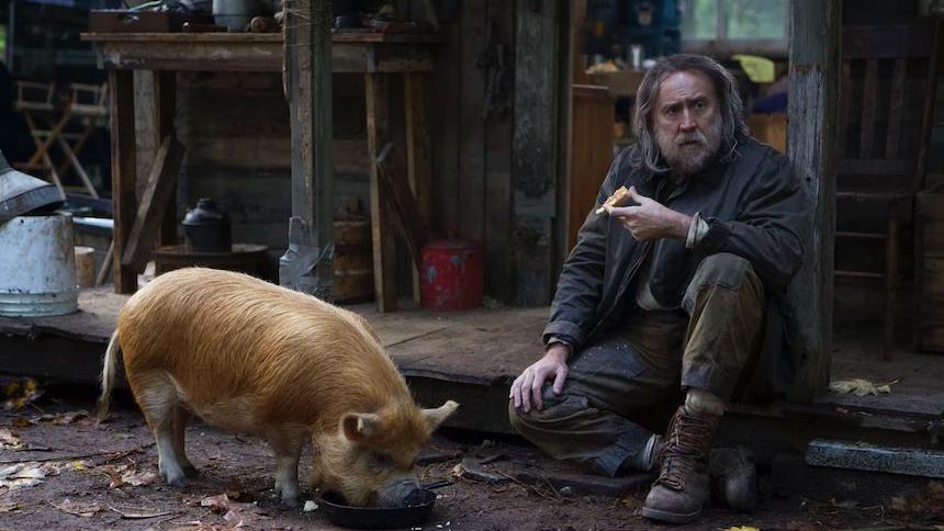 Reseña: Nicolas Cage ofrece una de las mejores actuaciones de su carrera en PIG
