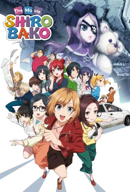 SHIROBAKO THE MOVIE Sets U.S. Theatrical Release