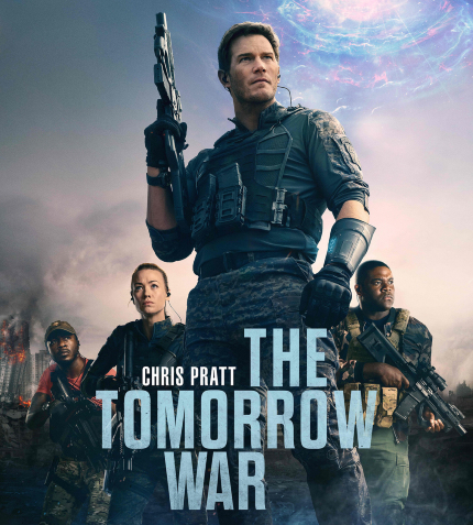 Review: THE TOMORROW WAR, Death by a Thousand Algorithms