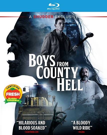 BOYS FROM COUNTY HELL Blu-ray Giveaway