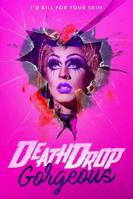 DEATH DROP GORGEOUS Red Band Trailer: The LGBTQ Thriller/Horror Comes Out Tomorrow