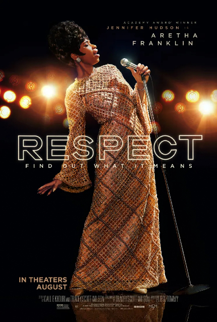 Review: RESPECT Catches Fire When She Sings