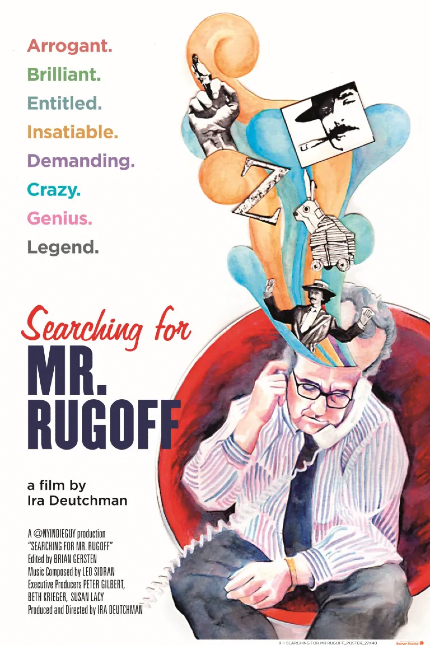 Review: SEARCHING FOR MR. RUGOFF, Gone, Gone, Gone