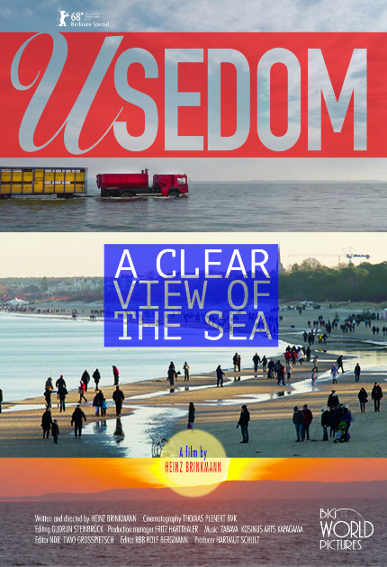 Review: USEDOM: A CLEAR VIEW OF THE SEA, Where Nothing Ever Happens, Except Everything