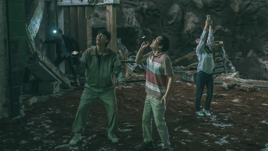 New York Asian 2021 Review: SINKHOLE, Disaster Comedy Struggles to Dig Itself Out