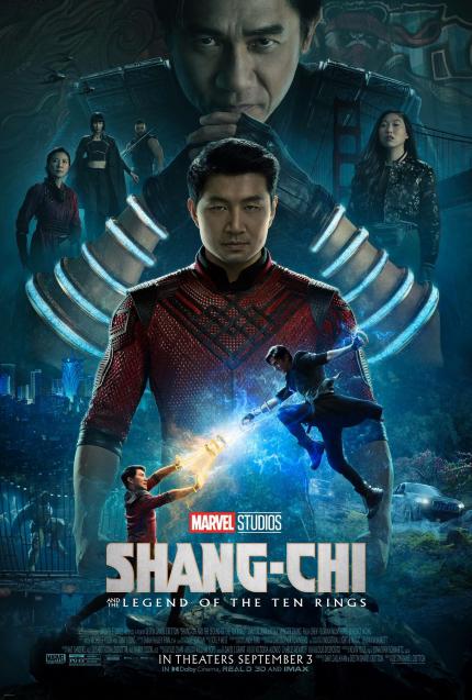 Reseña: SHANG-CHI Y LA LEYENDA DE LOS DIEZ ANILLOS, Artes marciales mágicas y místicas para la victoria