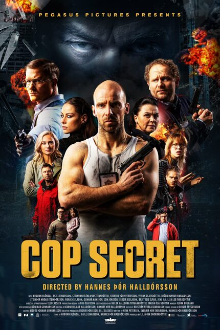 COP SERET: Future Festival Dates For Hit Icelandic Buddy Cop Comedy