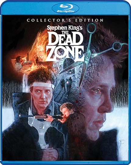 Revisión de Blu-ray: THE DEAD ZONE sigue siendo devastadora, profética