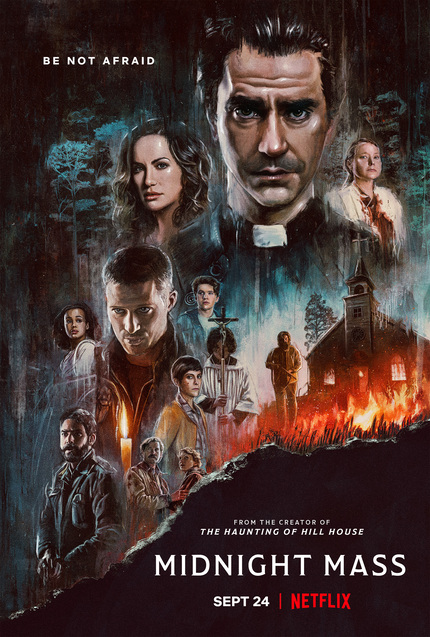 MIDNIGHT MASS Official Trailer: Religious Fervor Grips a Small Town in New Series From Mike Flanagan