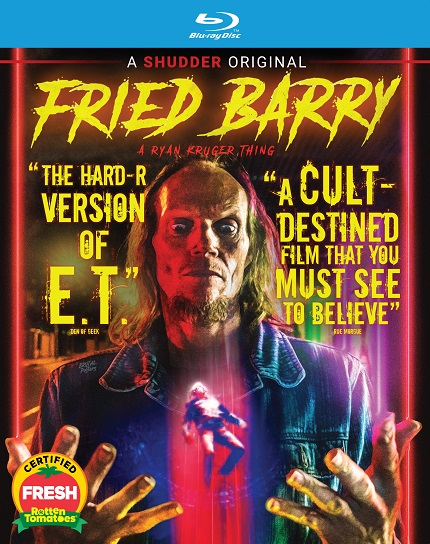 FRIED BARRY Blu-ray Giveaway