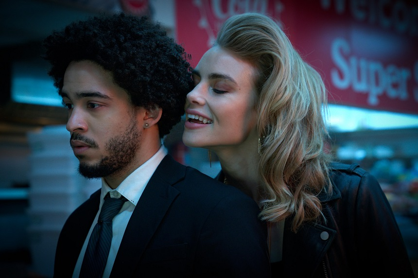 NIGHT TEETH Trailer: Netflix's Vampire Horror Aims to Paint a Los Angeles Night Red With Style