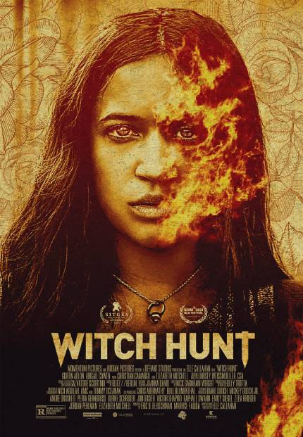 WITCH HUNT Official Trailer: In Theaters, On Demand and Digital on October 1st