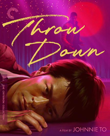 Blu-ray Review: THROW DOWN, Get Back Up Again, Says Johnnie To