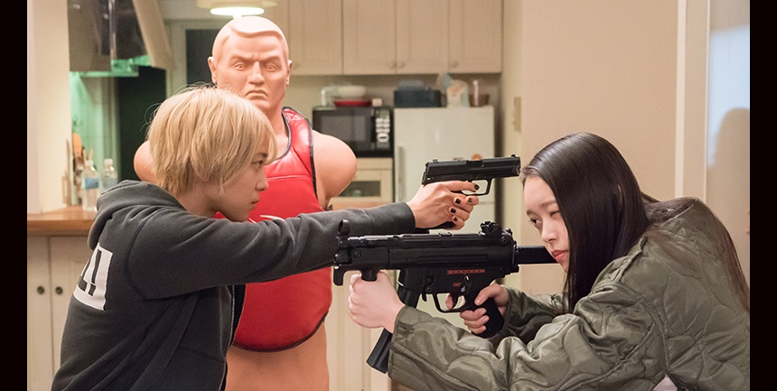 Fantastic Fest 2021 Review: BABY ASSASSINS, Girls Just Want to Have Fun