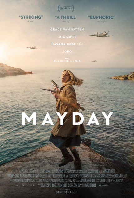 Review: MAYDAY, Stinging and Enthralling Emotive Power