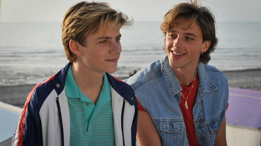 Now on Home Video: SUMMER OF 85, Getting Hot in Here