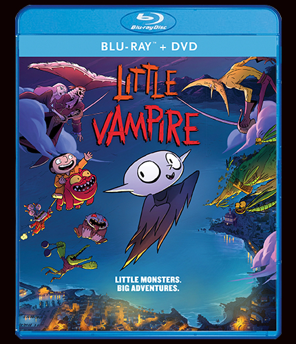 Review: LITTLE VAMPIRE (PETIT VAMPIRE), Monsters Are People Too