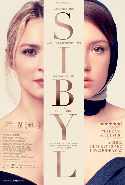 Now on Home Video: SIBYL, Blurring Past and Present, Fiction and Reality