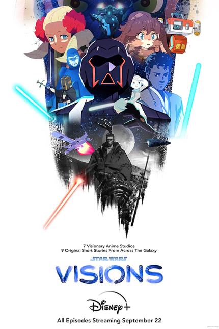 Revisión: STAR WARS: VISIONS, innegablemente genial, innegablemente genial