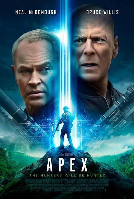 APEX Trailer: Neal McDonough And Bruce Willis Talk Tough And Blow Stuff Up