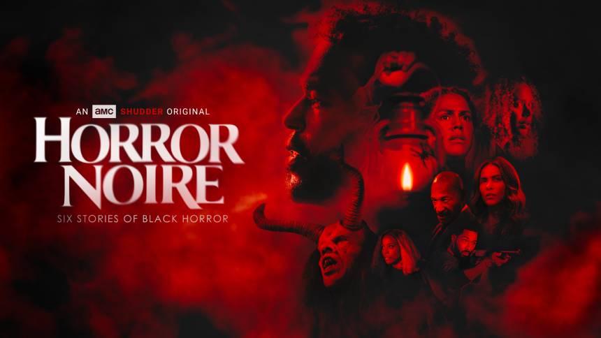 HORROR NOIRE: Shudder Releases Trailer And Poster For New Anthology Film