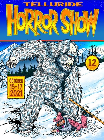Telluride Horror Show Reveals Full Program, Scott Cooper's ANTLERS Will Close