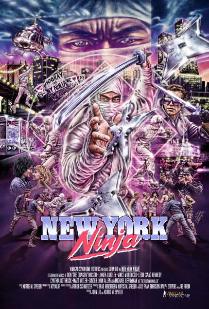 Revisión de Beyond Fest 2021: ¡NEW YORK NINJA, un juego de acción loco y abandonado ha surgido!