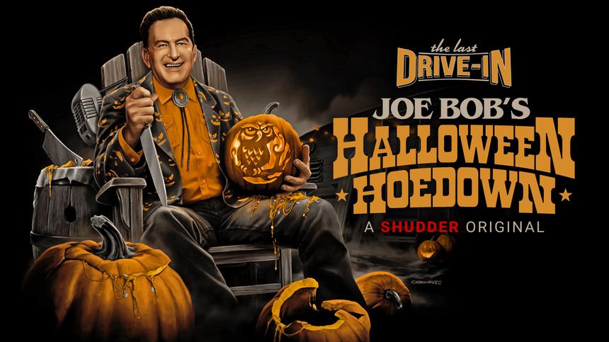 JOE BOB'S HALLOWEEN HOEDOWN: Special Guests HALLOWEEN KILLS Director David Gordon Green and Producer Jason Blum